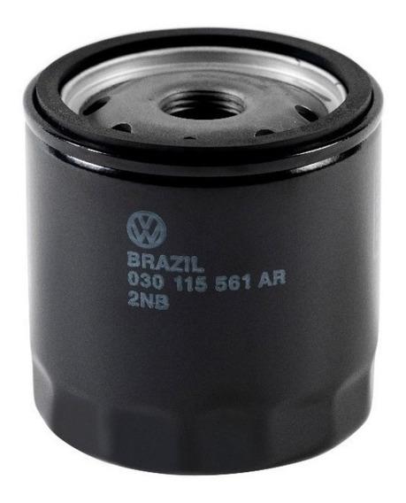 Filtro De Oleo Motor Gol G5 G6 1.0 1.6 Original Vw