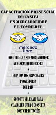 Curso Capacitacion De Mercado Libre + Proveedores + Soporte
