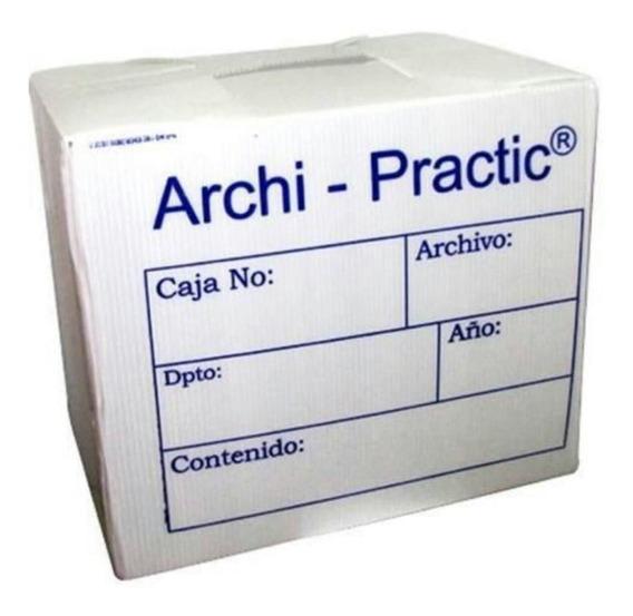 Archivador, Archicomodo, Archipractic Plásticos