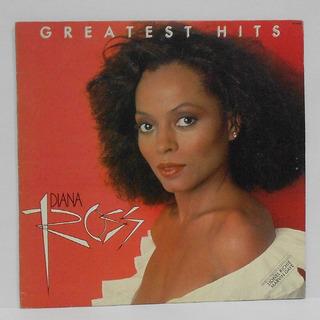 Lp Diana Ross Greatest Hits Disco De Vinil Endless Love 1985