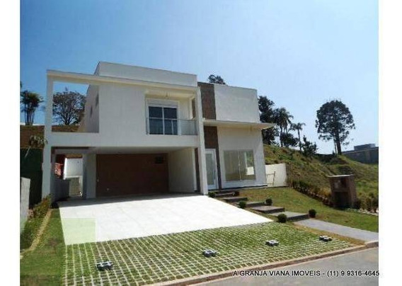 Casa Residencial À Venda, Vintage - Km 26, Granja Viana, Cotia - Ca0191. - Ca0191