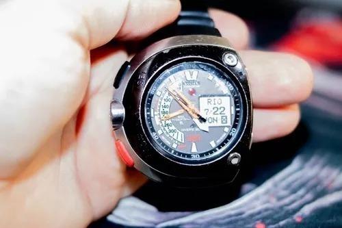 Relógio Citizen Aqualand (meia Lua)