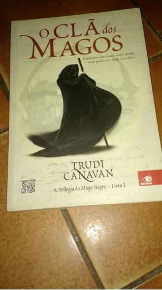 O Clã Dos Magos Livro 1 Trilogia Do Mago Negro