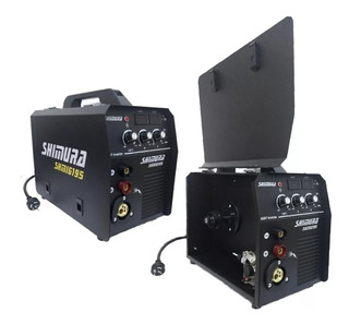 Maquina Soldar Mig 2en1 Shimura 200amp Sin Gas Inverter Mma