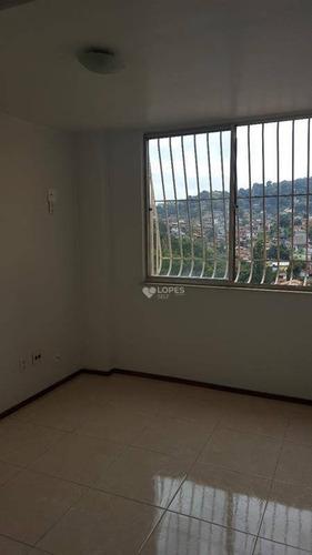 Apartamento À Venda, 51 M² Por R$ 230.000,00 - Fonseca - Niterói/rj - Ap31499