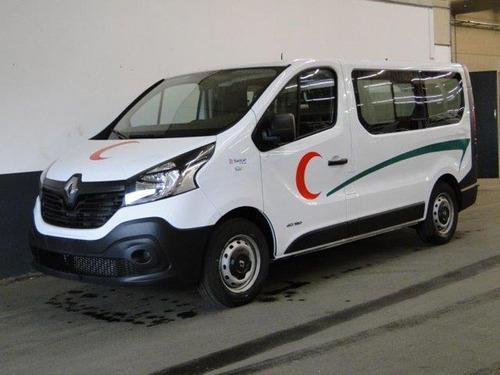 2015 Renault Traffic Ambulancia