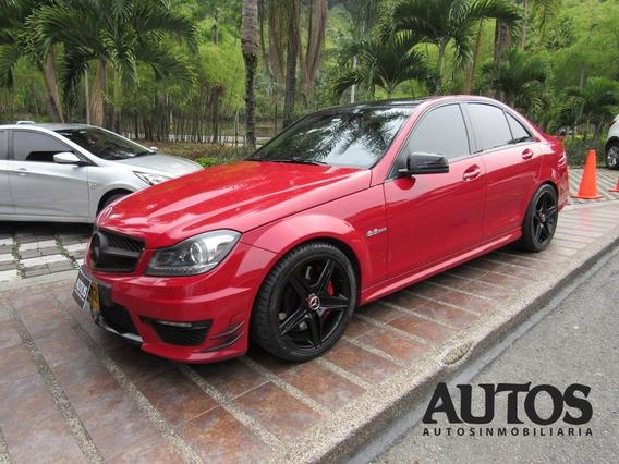 Mercedes Benz C63 Amg At Sec Supercharger Stag Cc6200 Sedan