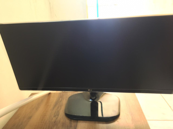 Pc Gamer Completo I3 7100, Rx 570 4gb + Monitor Ultrawide 25