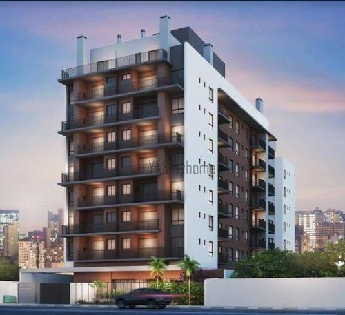 Apartamento Com 2 Dormitórios À Venda, 67 M² Por R$ 661.700,00 - Alto Da Glória - Curitiba/pr - Ap2956