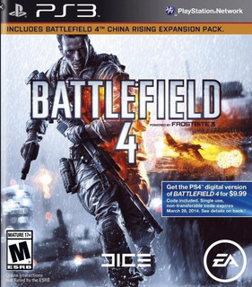 Battlefield 4 Ps3 Playstation Bf4