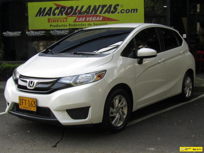 Honda Fit Lx 5dr Cvt 1500 Cc At