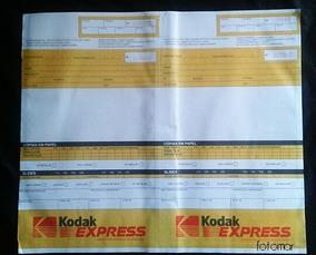 Envelope Kodak Express Cx Com 1000 Ref.env01