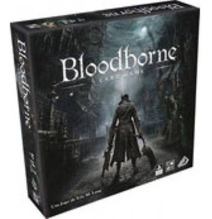 Bloodborne The Card Game Português