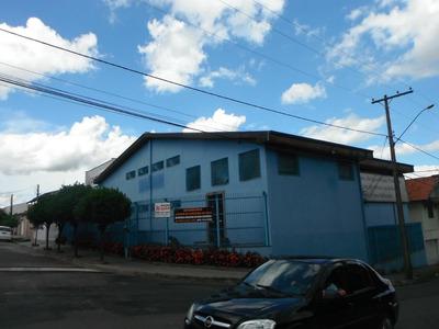 Prédio Comercial - Industrial Para Alugar : Ref:00429.001 - 00429.001