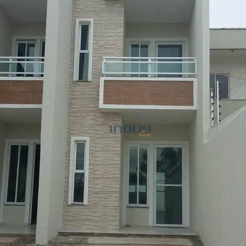 Casa Com 2 Dormitórios À Venda, 108 M² Por R$ 160.000 - Siqueira - Fortaleza/ce - Ca0585