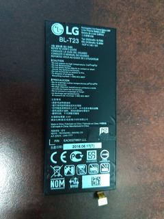 Batería Lg X Cam Mod: Blt-23. $300. Original
