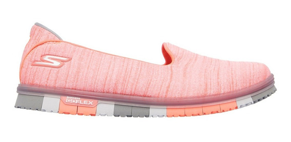 Skechers 14009x/crl Go Mini-flex Walk