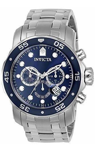 Invicta 0070 Pro Diver Collection Reloj Analógico De Cuarzo
