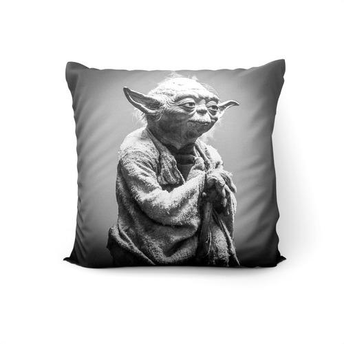 Cojín Starwars Yoda 45x45cm Vudú Love