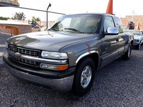 Chevrolet Silverado 8 Aut.cajon