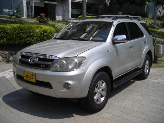 Toyota Fortuner 4.0 Automatico 2008