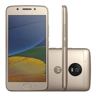Motorola Moto G5 32gb Xt1672 Dual 13mp 4g Novo Anatel!nf