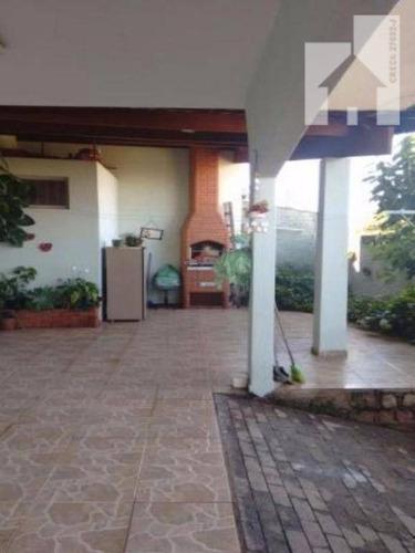 Casa Residencial À Venda, Vila Nambi, Jundiaí - Ca0201. - Ca0201