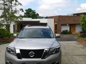 Nissan Pathfinder New Pathfinder 4wd Exclusive 3.5 Lts Aut C