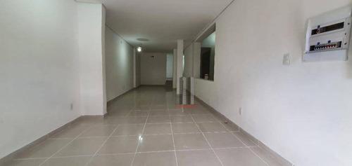 Salão Para Alugar, 100 M² Por R$ 3.000,00/mês - Mooca - São Paulo/sp - Sl0324