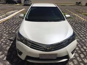 Toyota Corolla 2.0 Xei 16v Flex 4p 2017 Aut. Top De Linha