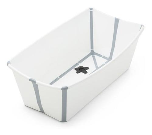Banheira Flexível Com Indicador Temperatura Cinza Stokke