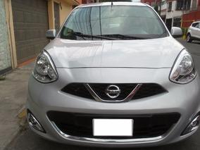 Nissan March 1.6 Advance Mt 2014
