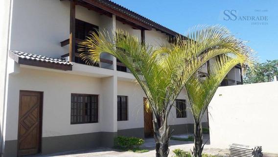 Village Residencial À Venda, Praia Das Palmeiras, Caraguatatuba. - Vl0053