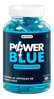 Power Blue Ereção Prolongada 500mg 1 Unidade