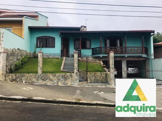 Casa Térrea Com 4 Quartos - 5166-v