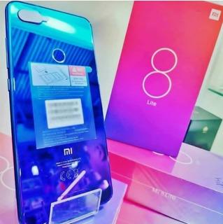 Xiaomi Mi 8 Lite 64gb Aparelho Com 1 Mês De Uso