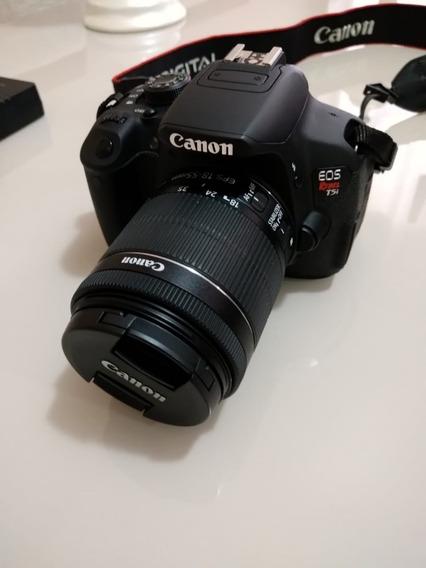 Camera Canon Eos Rebel T5i