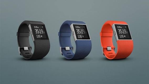 Reloj Deportivo Smart Fitbit Surge
