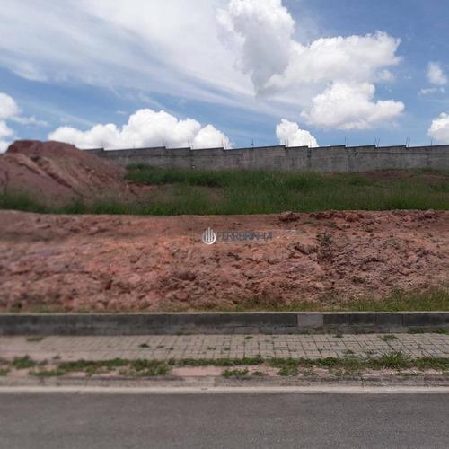 Terreno À Venda, 450 M² Por R$ 450.000,00 - Condomínio Residencial Jaguary - São José Dos Campos/sp - Te2089