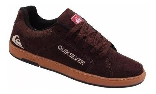 Tênis Quiksilver Bordado Lançamento Importado Skate!!!!!!!!!