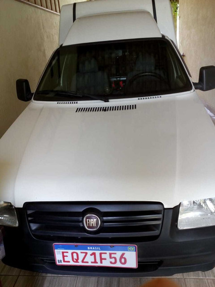 Fiat Fiorino Fiorino Bau