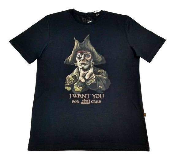 Camiseta Lost Pirat Original Linha Seven Seas Especial