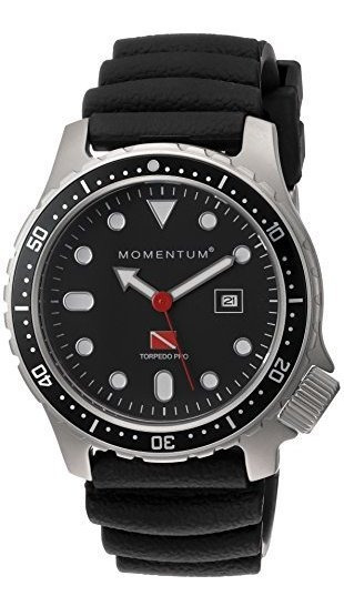 ¿hombres? S Sports Watch | Torpedo Pro Dive Watch By Momentu