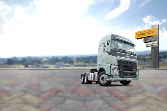 Fh 540 6x4 19/20 Modelo 15 Caminhão De Amostra 0km