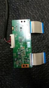 Placa T-com Para Tv Led Toshiba Ld3271wb