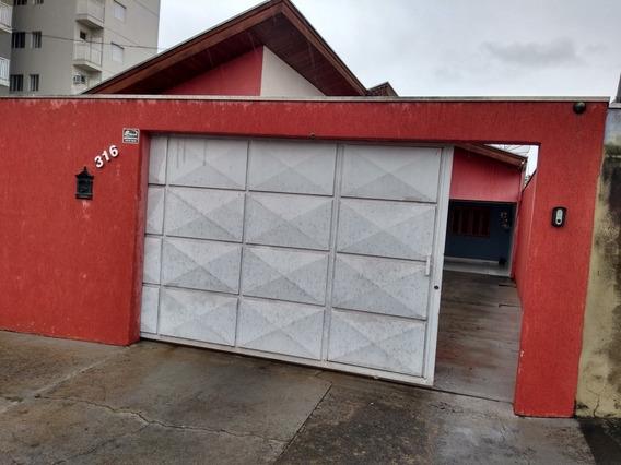 Casa No Jardim Novo, Mogi Guaçu,sp