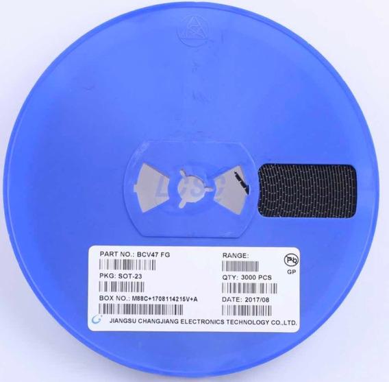 Lote Com 10 Peças - Transistor Bcv47 - Bcv 47 Smd