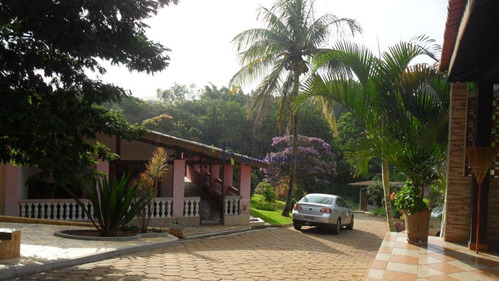 Chácara Com 5 Dormitórios À Venda, 13822 M² Por R$ 2.200.000,00 - Três Vendas - Campinas/sp - Ch0136