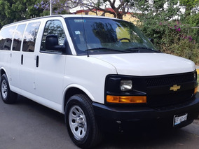 Chevrolet Express Pasajeros 6 Cil