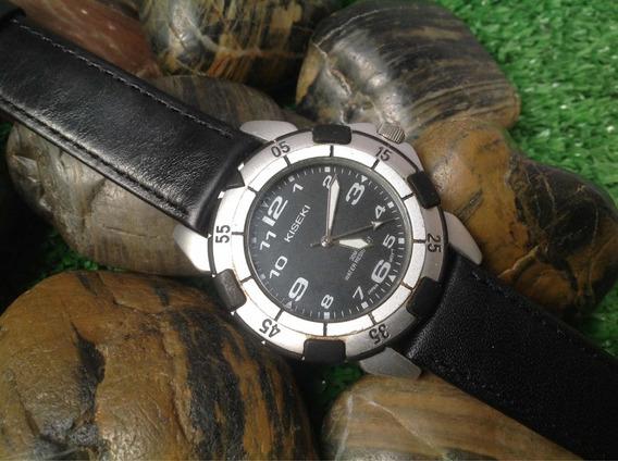 Reloj Kiseki K-2035 Cuarzo Aliminio By Citizen